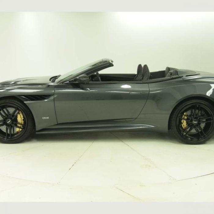 Aston Martin DBS 5.2 V12 BiTurbo Superleggera Volante Auto … 12
