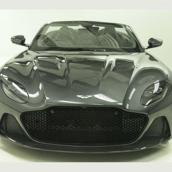 Aston Martin DBS 5.2 V12 BiTurbo Superleggera Volante Auto … 2