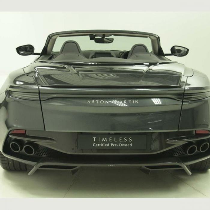 Aston Martin DBS 5.2 V12 BiTurbo Superleggera Volante Auto …14
