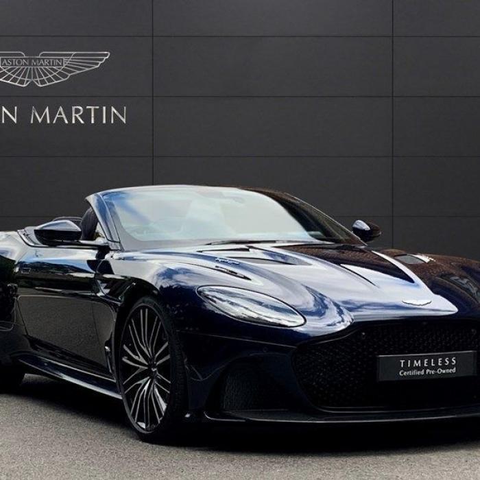 Aston Martin Dbs Superleggera Volante V12 TOUCHTRONIC 5.2 2dr 1