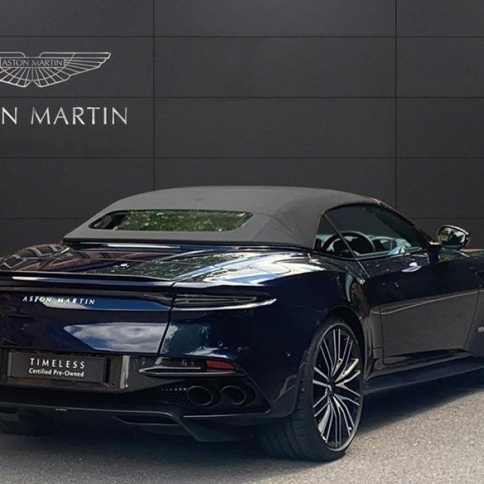 Aston Martin Dbs Superleggera Volante V12 TOUCHTRONIC 5.2 2dr 2