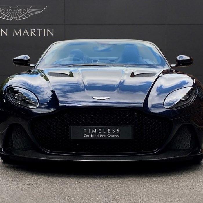 Aston Martin Dbs Superleggera Volante V12 TOUCHTRONIC 5.2 2dr 4