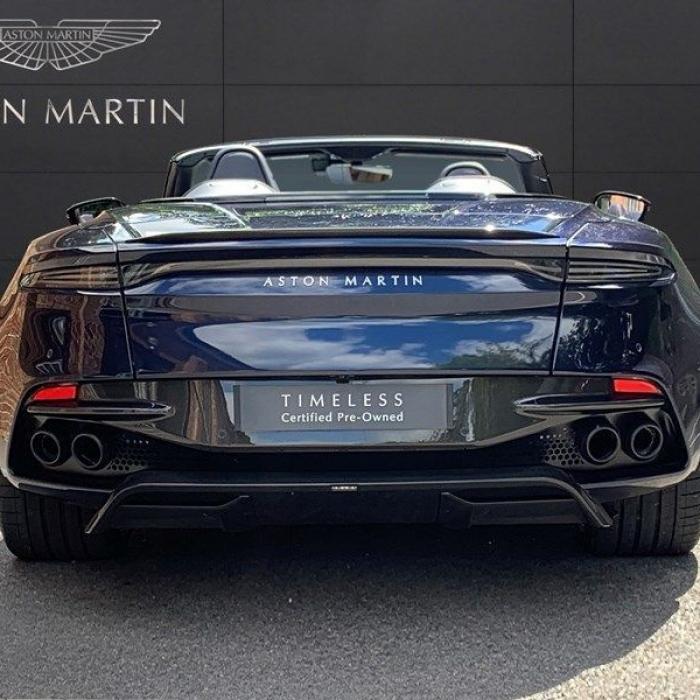 Aston Martin Dbs Superleggera Volante V12 TOUCHTRONIC 5.2 2dr 5