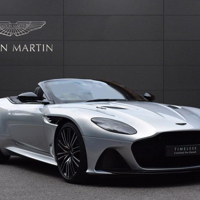 Aston Martin Dbs Superleggera Volante V12 TOUCHTRONIC 5.2 2dr 6