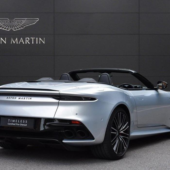 Aston Martin Dbs Superleggera Volante V12 TOUCHTRONIC 5.2 2dr 7