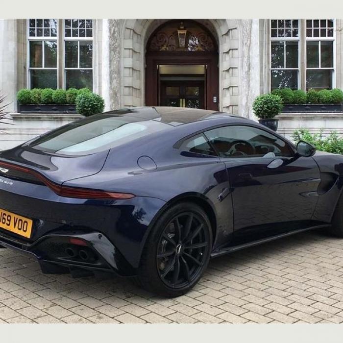 Aston Martin Vantage 2dr ZF 8 Speed Auto 4.0 2