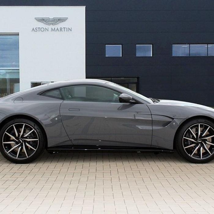 Aston Martin Vantage 2dr ZF 8 Speed Auto 4.0 3
