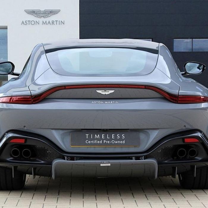 Aston Martin Vantage 2dr ZF 8 Speed Auto 4.0 5