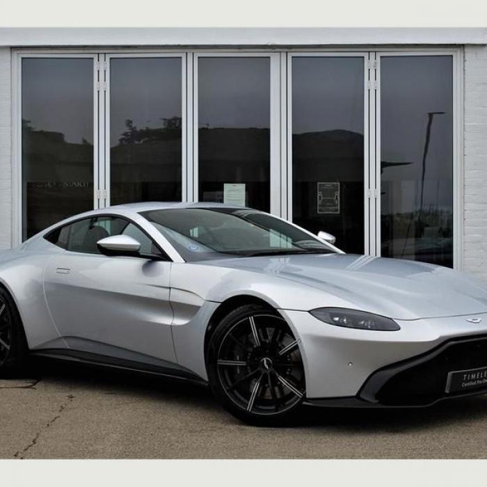 Aston Martin Vantage 4.0 Auto 2dr 1