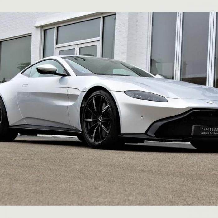Aston Martin Vantage 4.0 Auto 2dr 3