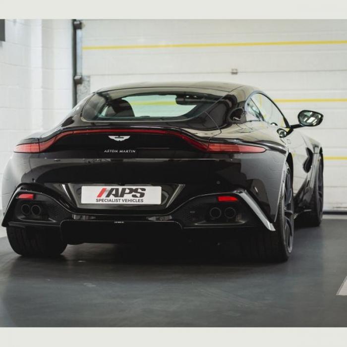 Aston Martin Vantage 4.0 V8 Auto 2dr 11