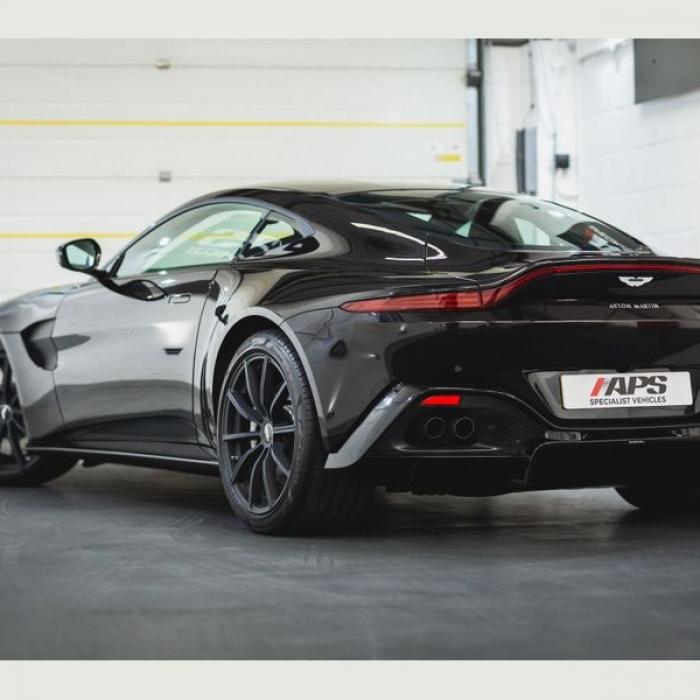Aston Martin Vantage 4.0 V8 Auto 2dr 2