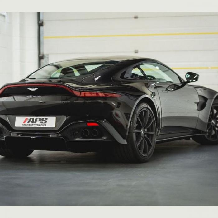 Aston Martin Vantage 4.0 V8 Auto 2dr 6