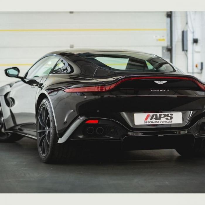Aston Martin Vantage 4.0 V8 Auto 2dr 7