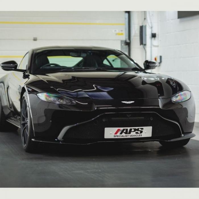 Aston Martin Vantage 4.0 V8 Auto 2dr 8