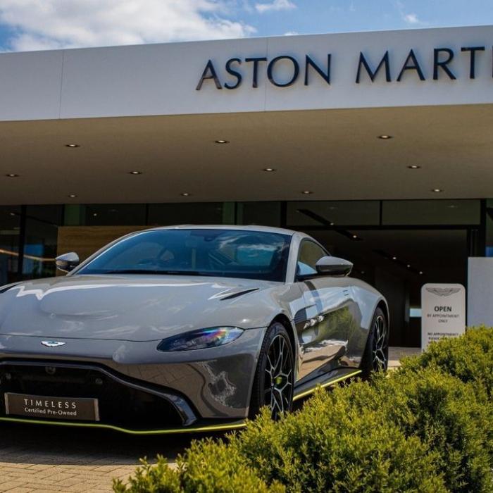 Aston Martin Vantage AMR Coupe 4.7 9