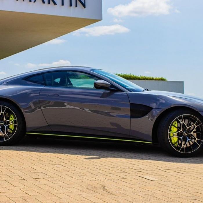 Aston Martin Vantage AMR Coupe 4.74