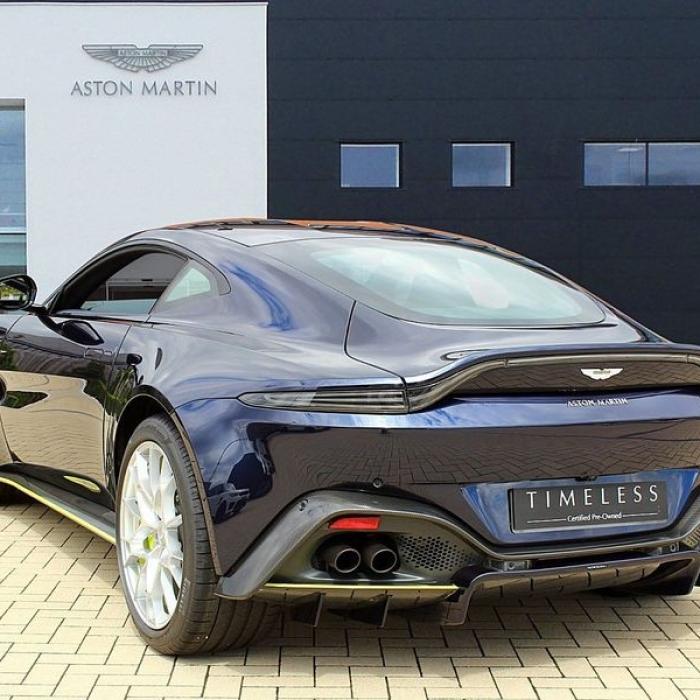 Aston Martin Vantage AMR Hero Edition 2dr 4.01