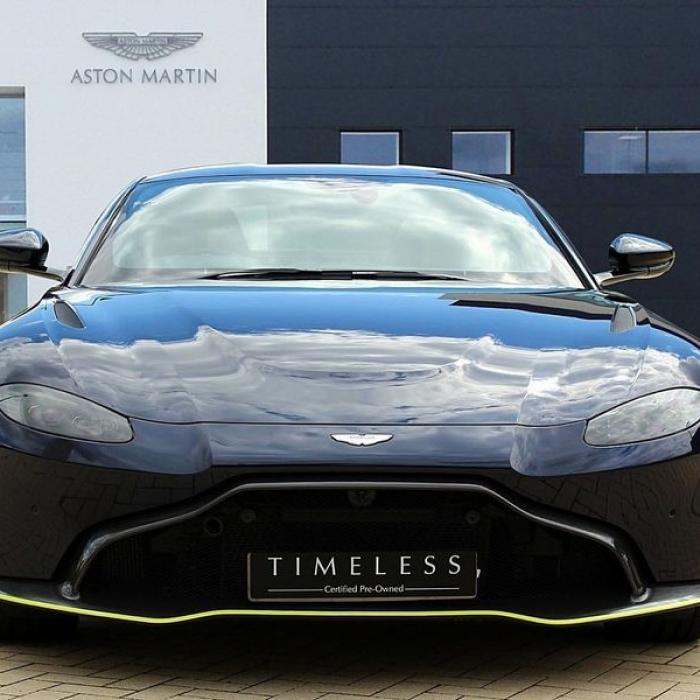 Aston Martin Vantage AMR Hero Edition 2dr 4.03