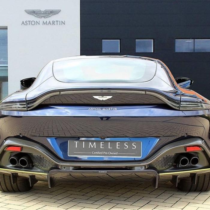 Aston Martin Vantage AMR Hero Edition 2dr 4.04