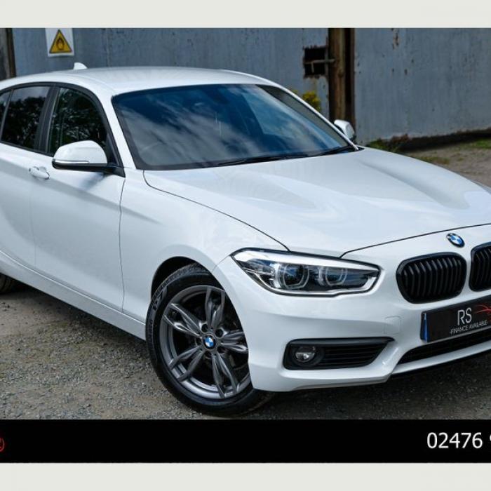 BMW 1 Series 118i SE 1.5 5dr 1
