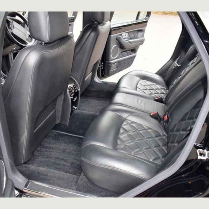 Bentley Arnage T 60c00f19fd7543ac89f944ee84170e92