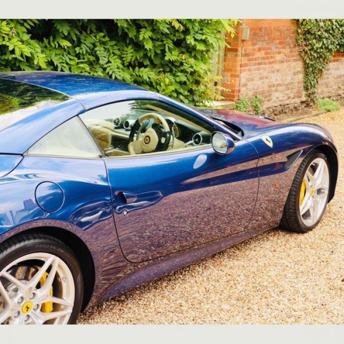 Ferrari California 2d509a779a6c49b38de375195a10f920