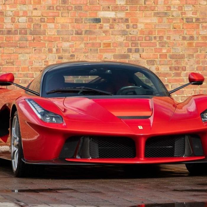 Ferrari Laferrari 4e18ccc9623146efba81a7a5dedf1f77