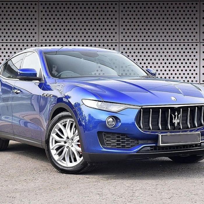 Graypaul Maserati Edinburgh 53773ba580ad47318e4598711e1fbc82