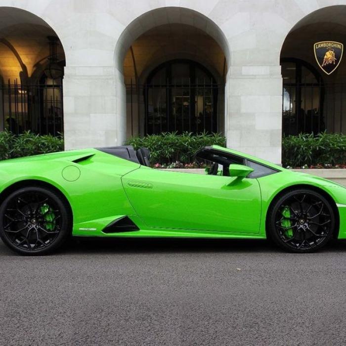 Lamborghini Huracan spyder 254aa8fc887a441bad7d63158b03a550