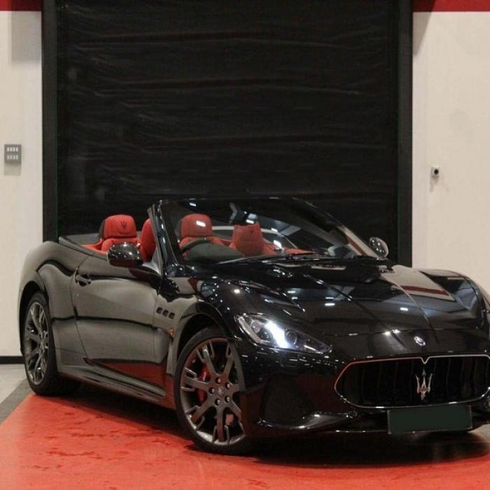 Maserati Grancabrio 693770bd499742faaeced6ced86105c4