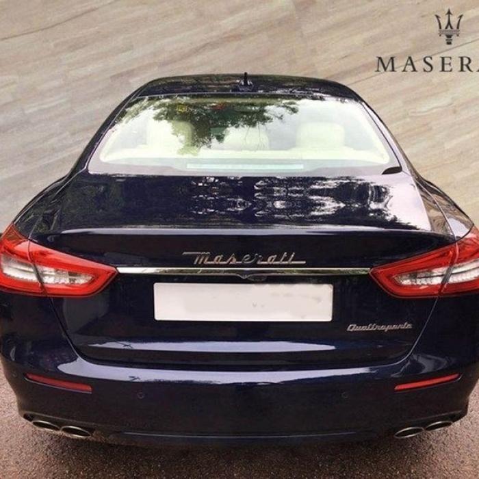 Maserati Quattroporte Granlusso 9b0a3b4f999b48a8aa47aad152a62389