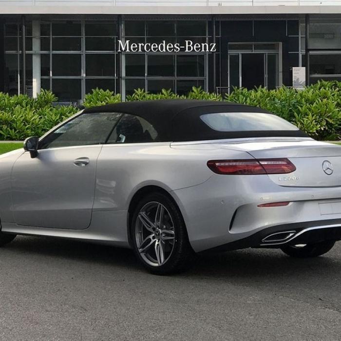 Mercedes-Benz E 220D AMG LINE Cabriolet Premium Package 7aae46d113fb45ce8312fe07083e79e9